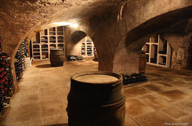 Cave do Domaine Hubert Lamy