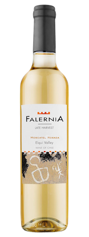 Falernia Late Harvest Moscatel 500 ml 2016