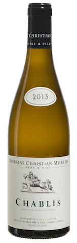 Christian Moreau Chablis 375ml 2016