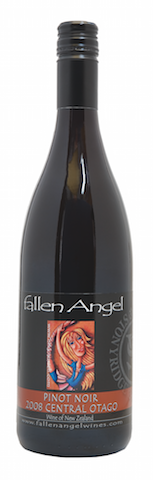 Fallen Angel Central Otago Pinot Noir 2008